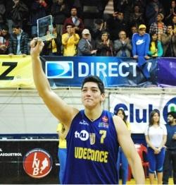 Martín Villagrán, MVP de la Copa Chile 2014